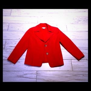 COLDWATER CREEK 🌹Adorable Jacket!🌹Like New!